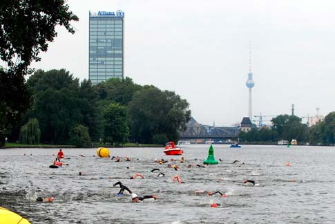 Berlin Triathlon 2011